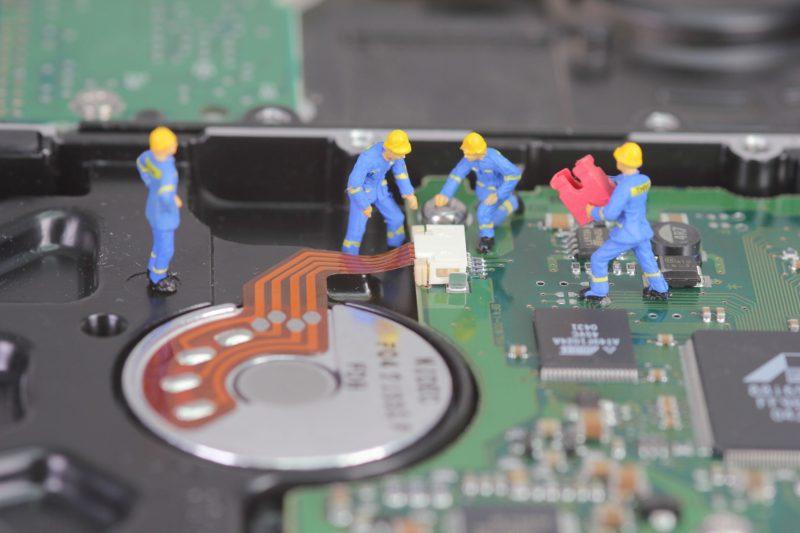 HDD復旧の方法は2つ
