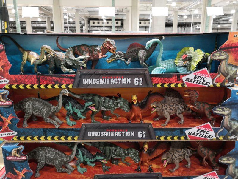 コストコの恐竜 2021