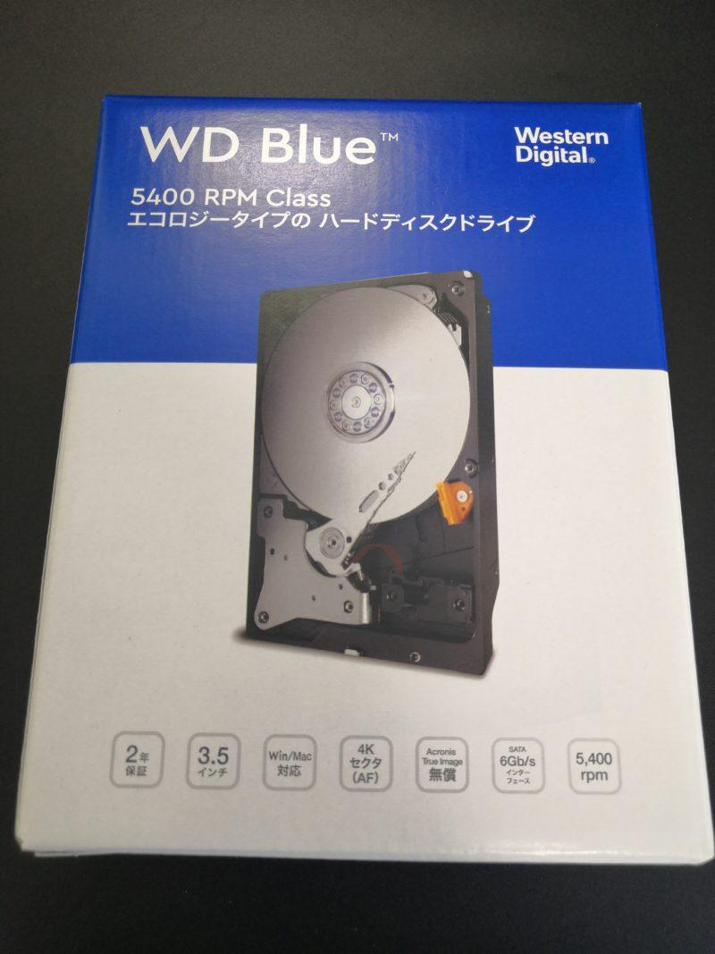 Western Digital製のHDD